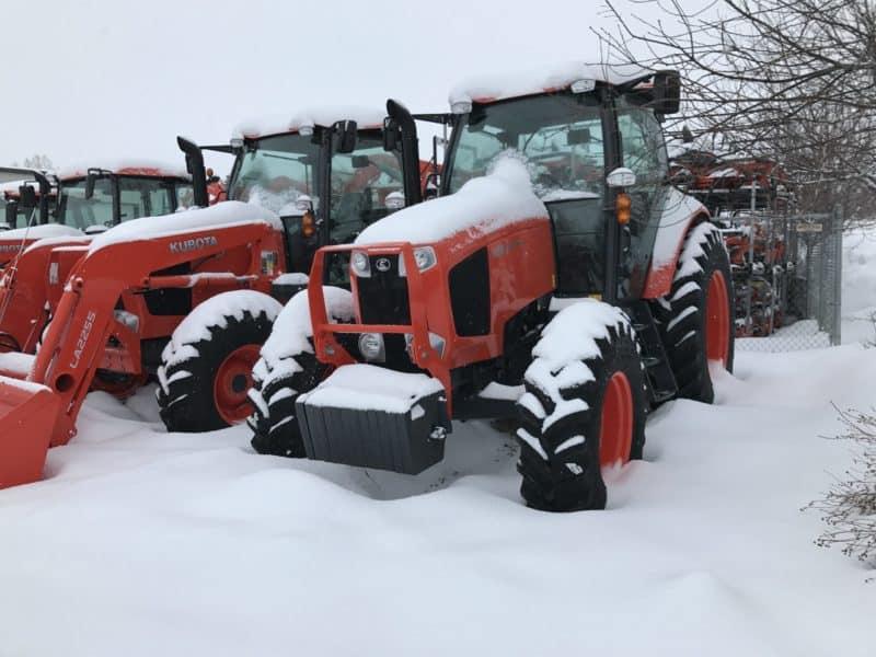Valley Kubota Snow Yard